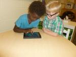Trabajar en el iPad